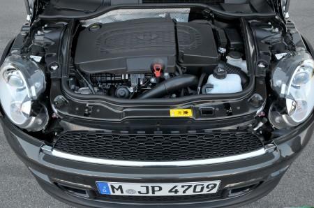 Mini Diesel Motor