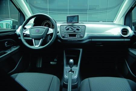 Seat_Mii_Mii_GT Innenraum