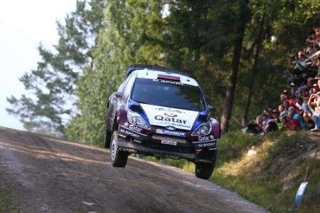 2013 Rally Finland Ford Fiesta Evgeny Novikov Ilka Minor