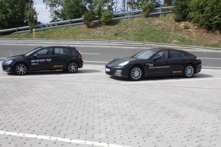 Continental Chassis & Safety Luftfeder Porsche Panamera