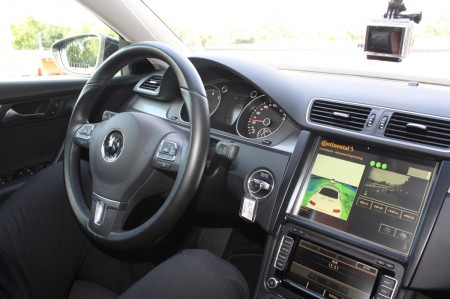 Continental Chassis & Safety automatisiertes Fahren
