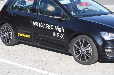 Continental Chassis & Safety MK 100 ESC High IPB-X