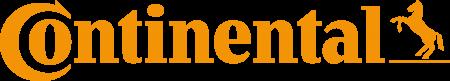 Continental Logo gelb