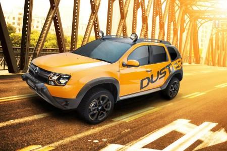 Dacia Duster Detour Allrad