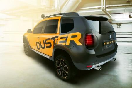 Renault Dacia Duster Geländewagen SUV