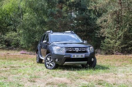 Dacia Duster neu Front
