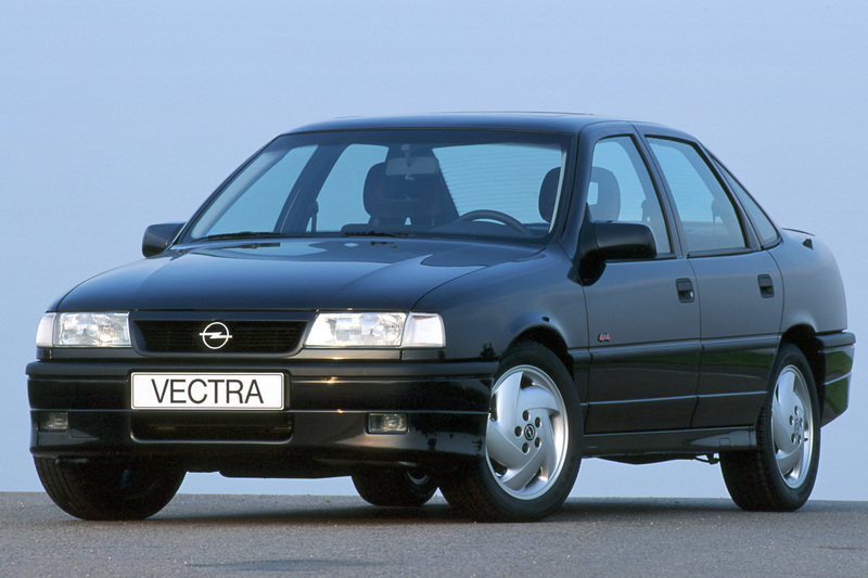 Opel Vectra A ist 25 J...