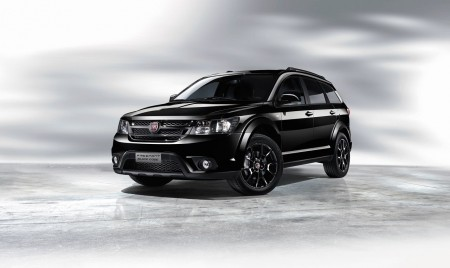 Fiat Freemont Black Code Front