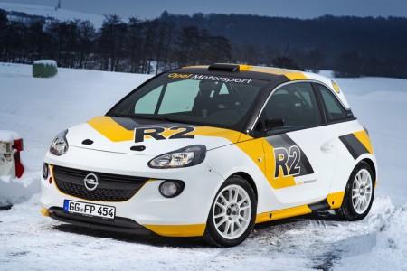 Opel Adam Rallye 2