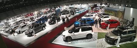 Vienna Autoshow 2014 die neuen Autos sind da