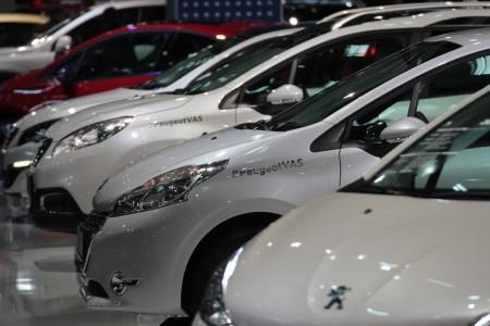 Vienna Autoshow 2014 Peugeot