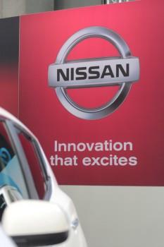 Vienna Autoshow 2014 Nissan