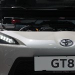 Vienna Autoshow Toyota GT86