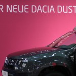 Vienna Autoshow 14 Dacia Duster