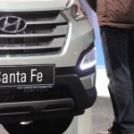 Vienna Autoshow 14 Hyundai Santa Fe