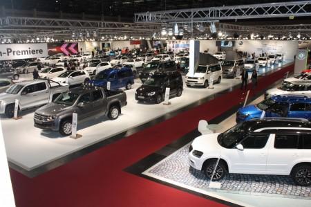 Vienna Autoshow 2014 1