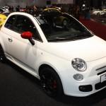 Vienna Autoshow 2014 Fiat 500 Abarth