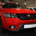 Vienna Autoshow 2014 Fiat Freemont