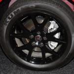 Vienna Autoshow 2014 Fiat Freemont Reifen Felge Rad