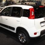 Vienna Autoshow 2014 Fiat Panda 4x4