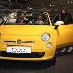 Vienna Autoshow 2014 Fiat 500