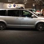 Vienna Autoshow 2014 Lancia Voyager