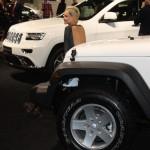 Vienna Autoshow 2014 Jeep Wrangler