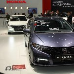 Vienna Autoshow 2014 Honda Civic Tourer