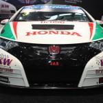 Vienna Autoshow 2014 Honda Civic WTCC