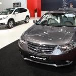 Vienna Autoshow 2014 Honda Accord