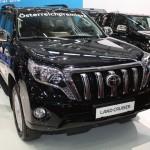 Vienna Autoshow 2014 Toyota Land Cruiser