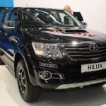 Vienna Autoshow Toyota Hilux