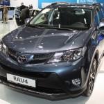 Vienna Autoshow Toyota RAV4