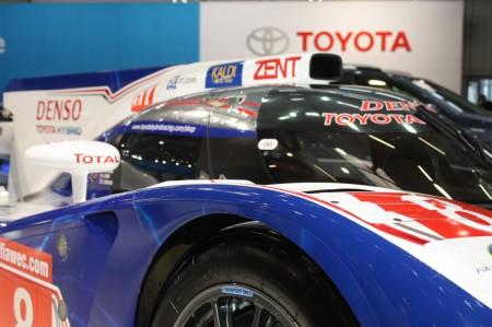 Vienna Autoshow 2014 Toyota Langstrecken Sportwagen