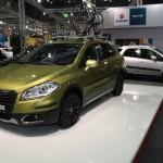 Vienna Autoshow 2014 Suzuki SX4
