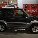 Vienna Autoshow 2014 Suzuki Jimny