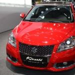 Vienna Autoshow 2014 Suzuki Kizashi