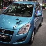 Vienna Autoshow 2014 Suzuki Splash