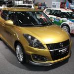 Vienna Autoshow 2014 Suzuki Swift