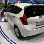Vienna Autoshow 2014 Nissan Note