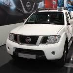 Vienna Autoshow 2014 Nissan Navara