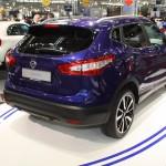 Vienna Autoshow 2014 Nissan Qashqai
