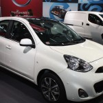 Vienna Autoshow 2014 Nissan Micra