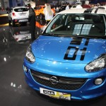 Vienna Autoshow 2014 Opel Adam