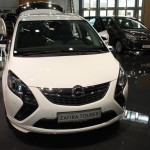 Vienna Autoshow 2014 Opel Zafira