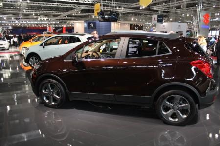 Vienna Autoshow 2014 Opel Mokka