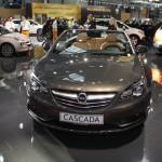 Vienna Autoshow 2014 Opel Cascada