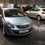 Vienna Autoshow 2014 Opel Corsa