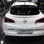 Vienna Autoshow 2014 Opel Astra GTC