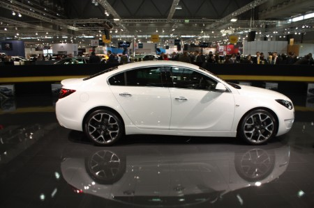 Vienna Autoshow 2014 Opel Insignia